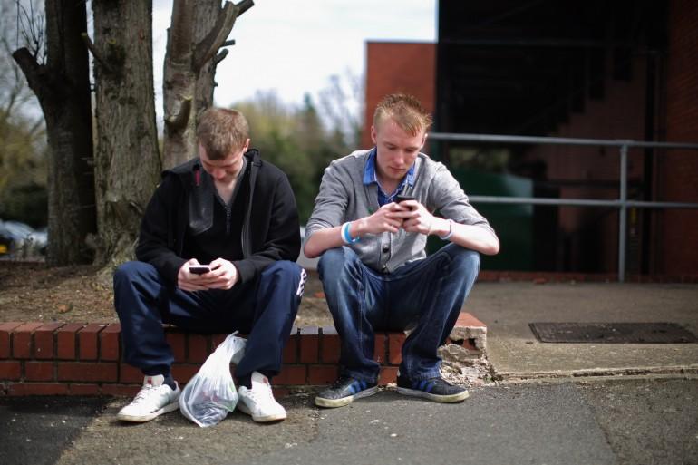 Disoccupati nel Regno Unito