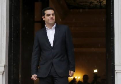 Alexis Tsipras e le banche greche