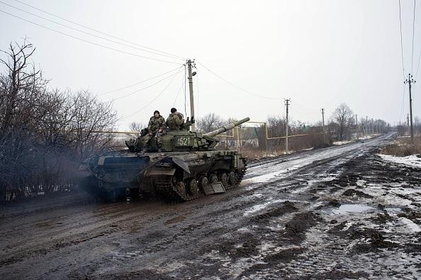 Combattimenti nella guerra ucraina