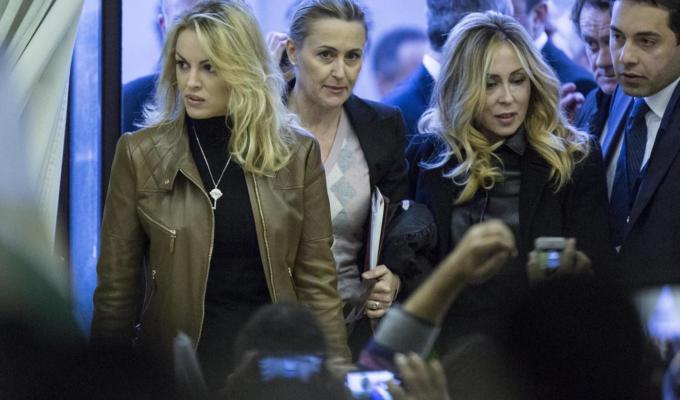 Le donne di Berlusconi prima e dopo la cura