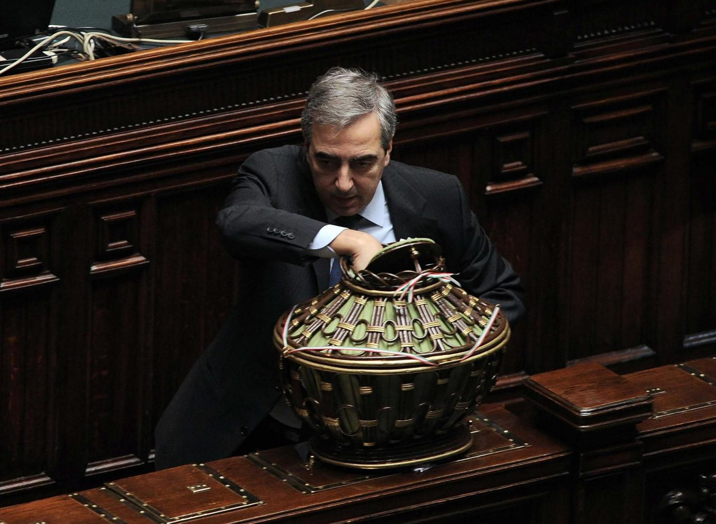 Foto di Fabio Cimaglia da archivio LaPresse