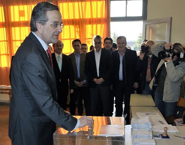 Elezioni in Grecia, Samaras battuto da Tsipras