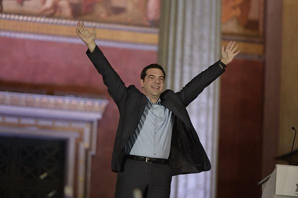 Elezioni in Grecia, la vittoria di Alexis Tsipras