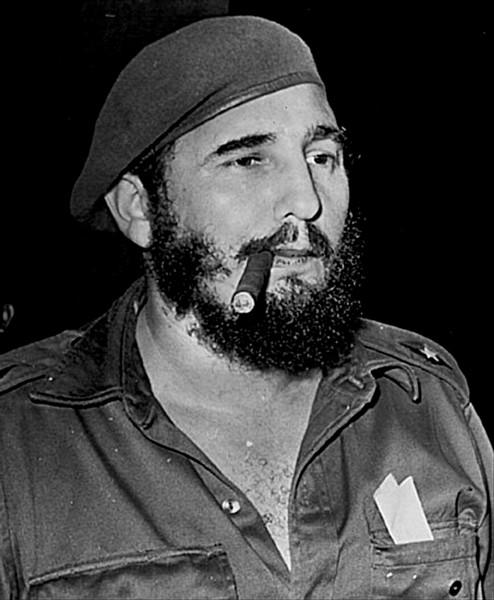 Fidel Castro morto
