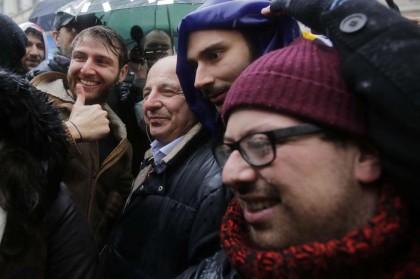 Quirinale, Flash mob per Magalli Presidente della Repubblica