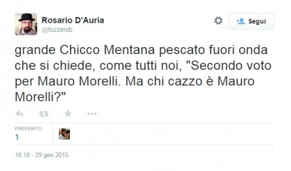 mauro morelli 1