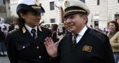 Canonizzazioni, Giancarlo Magalli reclutato dalla Polizia Municipale
