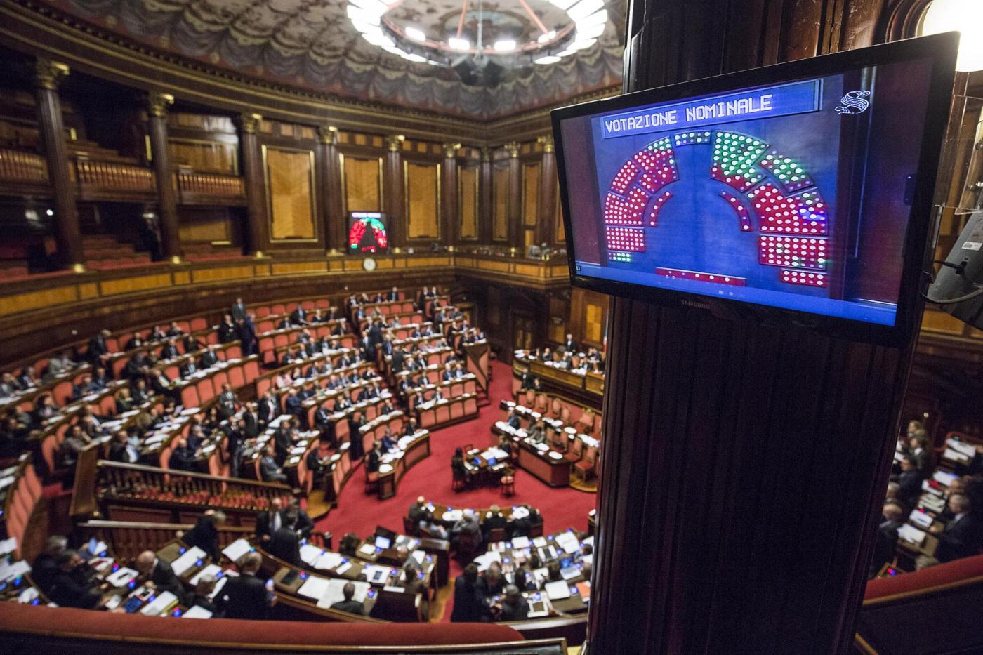 Italicum ripreso l 39 esame in senato giornalettismo for Calendario lavori senato approvazione