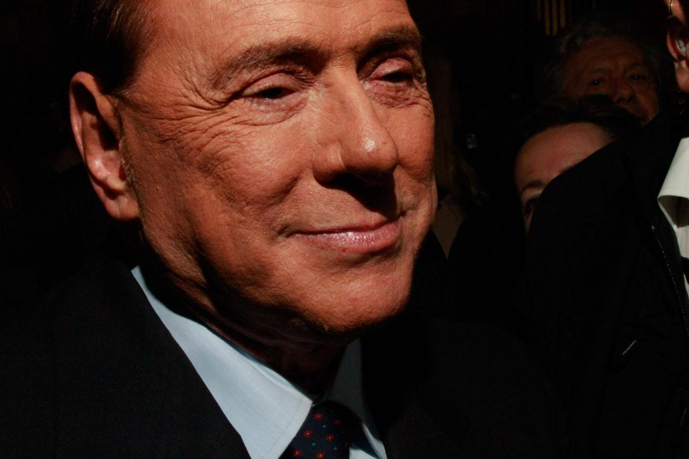 silvio berlusconi 2017-9-27  silvio berlusconi, the italian prime minister, will face trial on charges of abuse of office and paying for sex with an underage prostitute in april.