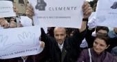 Roma, sciopero dei vigili urbani contro il comandante Clemente