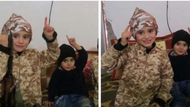I bambini yazidi e l'Isis