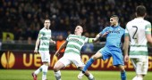Inter vs. Celtic Glasgow - EUFA Europa League 2014 2015