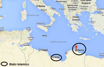 Libia Isis Stato Islamico