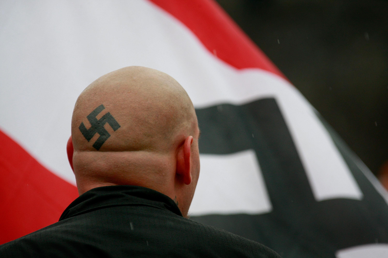 Los neo-nazis que cancelar un evento porque van en la ciudad equivocada