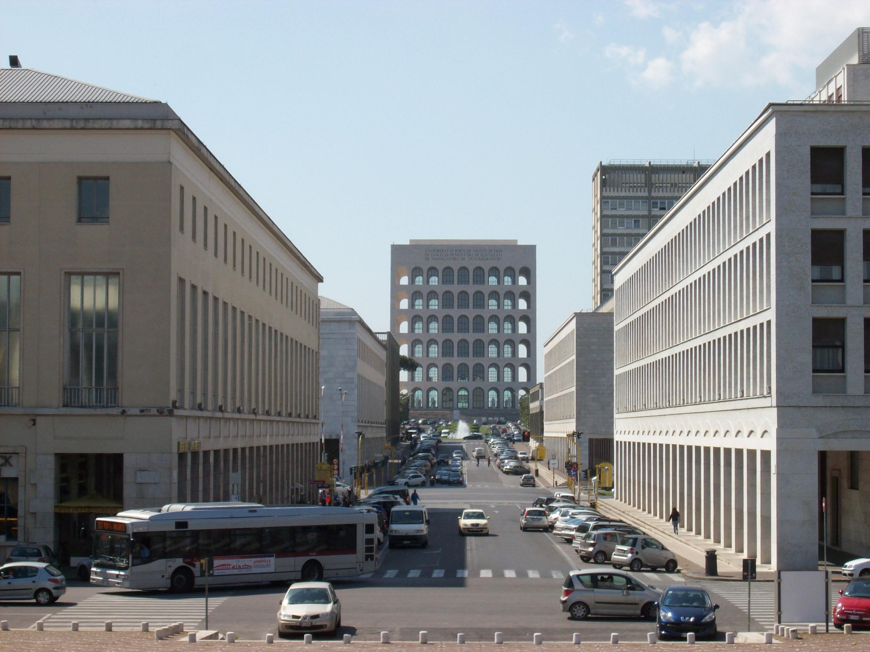 Il Palazzo dei Congressi   Eur S.p.A.