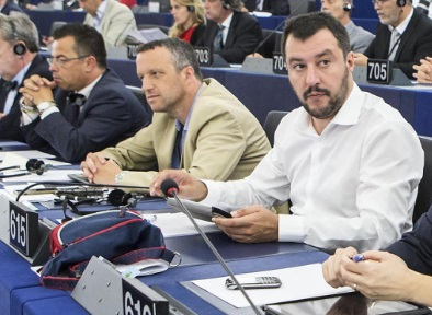 Salvini Tosi Lega Nord