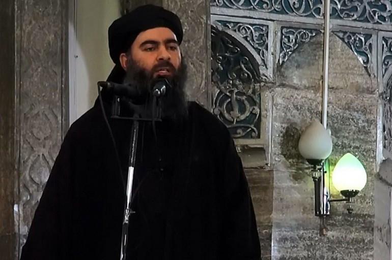 abu bakr al-baghdadi, leader dell'Isis