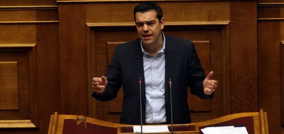 Alexis Tsipras e la Grecia