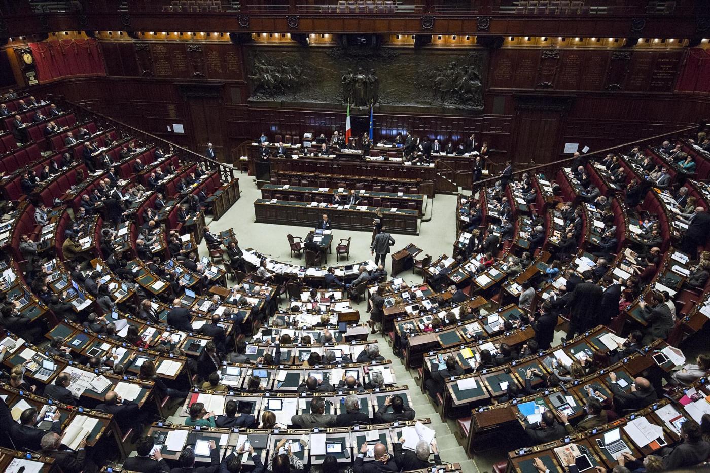 Riforme costituzionali ainis spiega pro e contro del ddl for Votazione camera dei deputati
