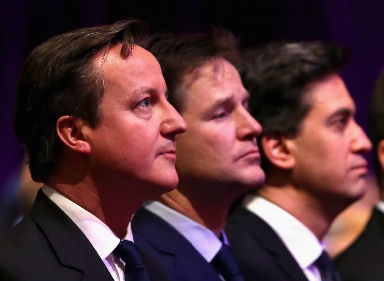 Elezioni in Gran Bretagna