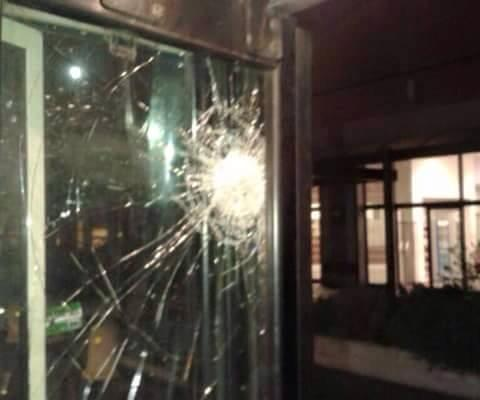 Roma-Feyenoord: I tifosi olandesi devastano Roma