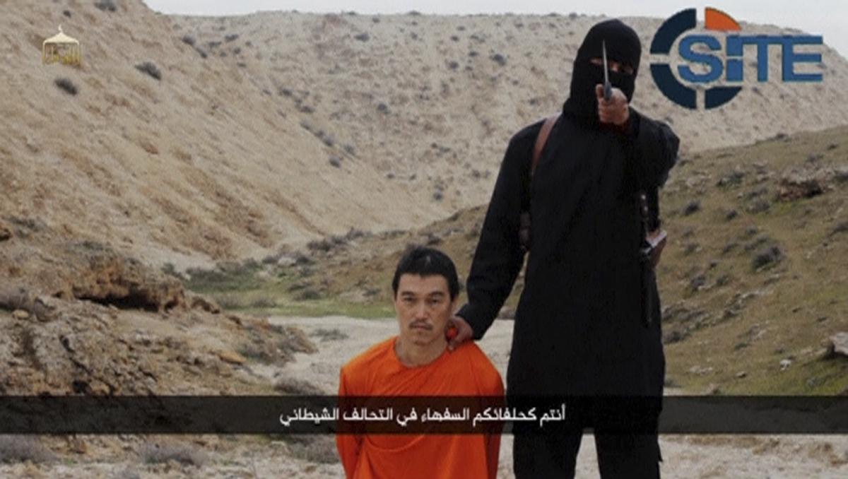 Isis decapita l'ostaggio giapponese, Tokyo piange Kenji Goto