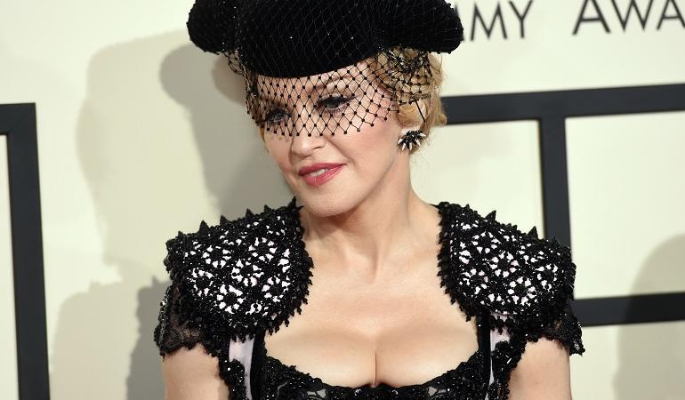 Madonna sexy ai Grammy Awards 2015