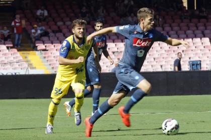 Napoli- Chievo Verona