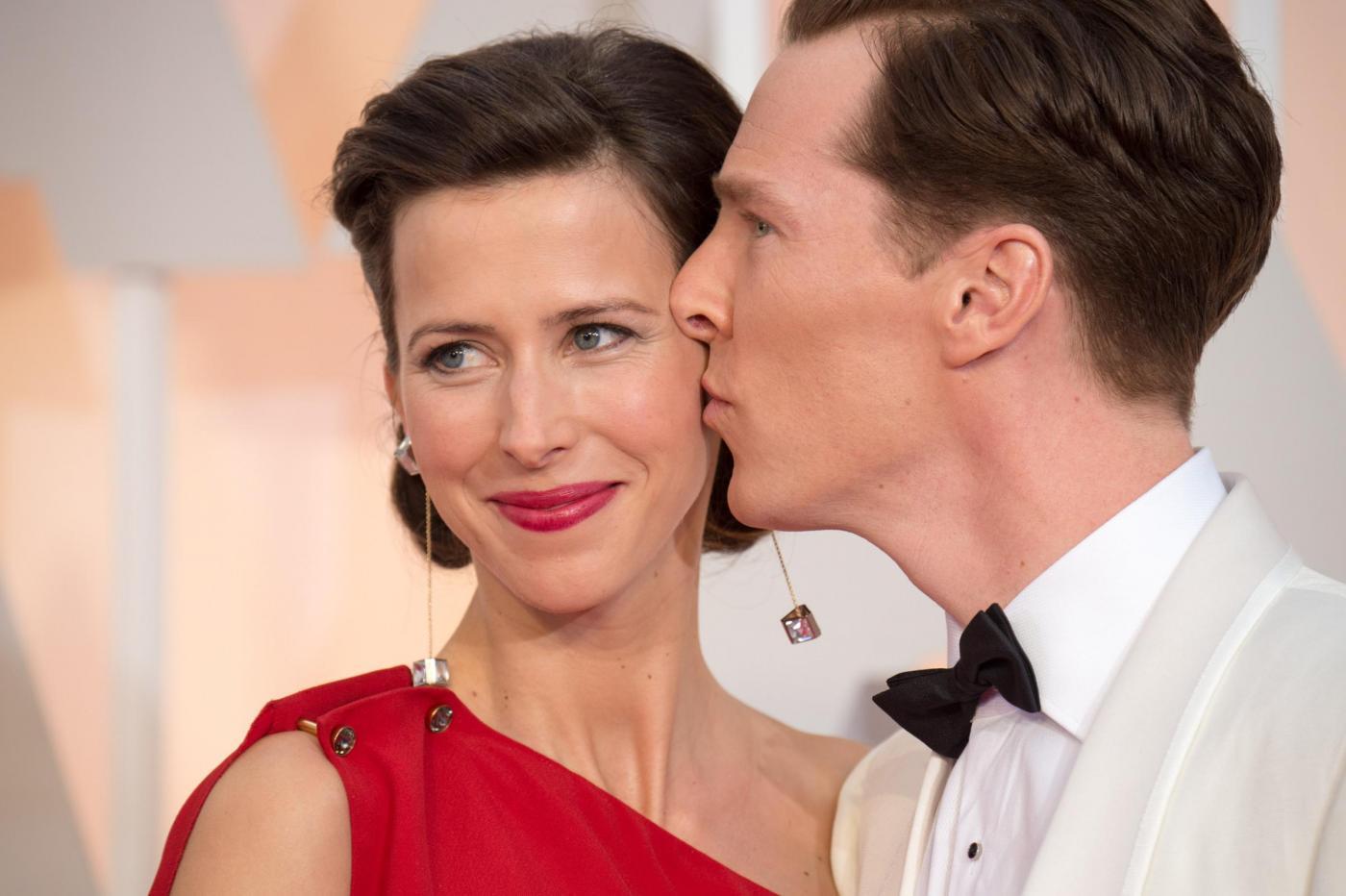 Benedict Cumberbatch e Sophie Hunter