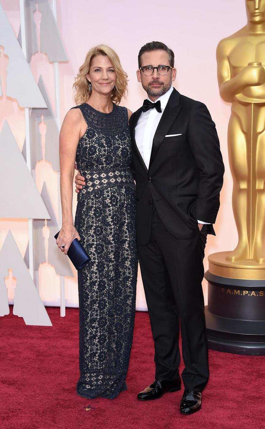 Steve e Nancy Carell