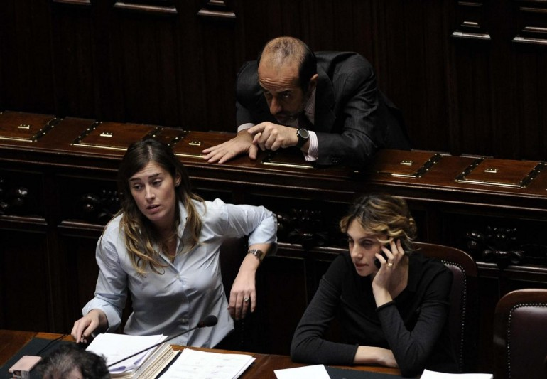 I 20 nuovi parlamentari del pd di renzi giornalettismo for Onorevoli pd
