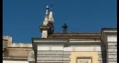 piazza del Popolo mai con salvini