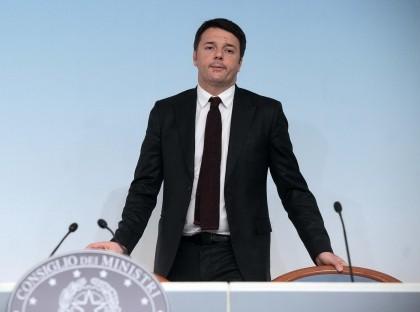 Matteo Renzi e Alexis Tsipras