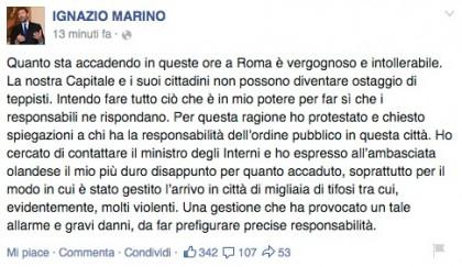 Facebook/ Ignazio Marino