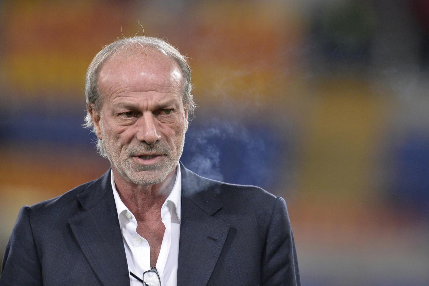 Sabatini: «Garcia resterà alla Roma fino a quando vincerà lo Scudetto»