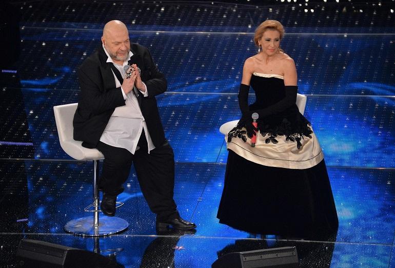 Sanremo 2015: gli abiti di Emma, Arisa e Rocio Munoz ...
