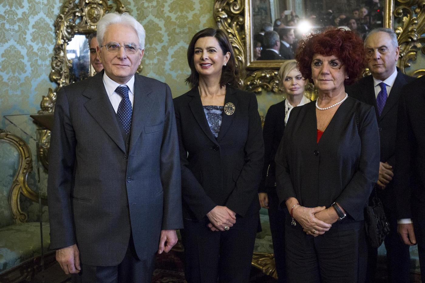Le prima parole di Sergio Mattarella, il nuovo Presidente della Repubblica