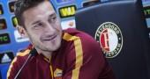 Europa League, conferenza e allenamento della Roma a Rotterdam