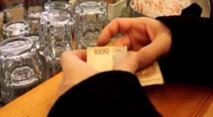 spot m5s fuori dall'euro
