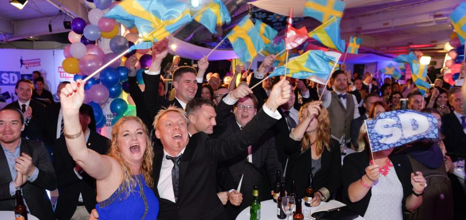 Svezia e l'immigrazione