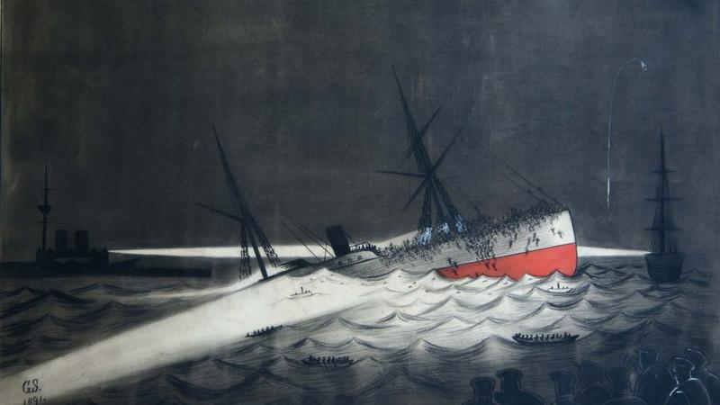 17 marzo 1891: 562 emigranti italiani muoiono nel naufragio dell'Utopia
