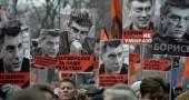 Boris Nemtsov manifestazione