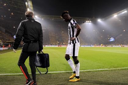 Borussia Dortmund vs. Juventus - Champions League 2014 2015 - Ottavi di finale ritorno