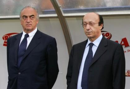 Calciopoli Moggi Giraudo
