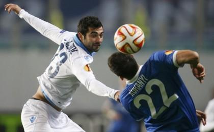 Dinamo Mosca Napoli diretta