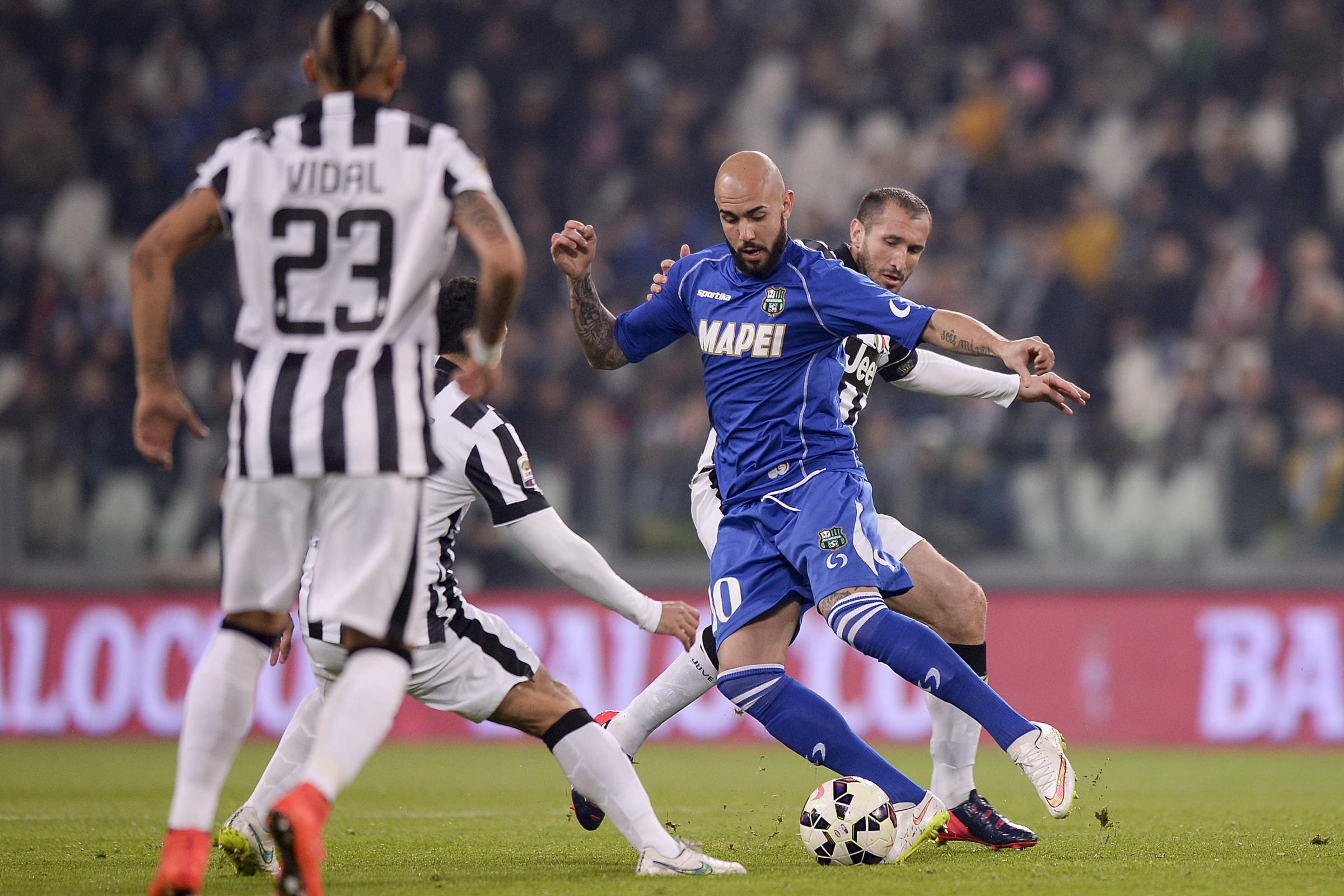 Juventus sassuolo risultato 1 0 le mani sullo scudetto for Scarica sfondi juventus gratis