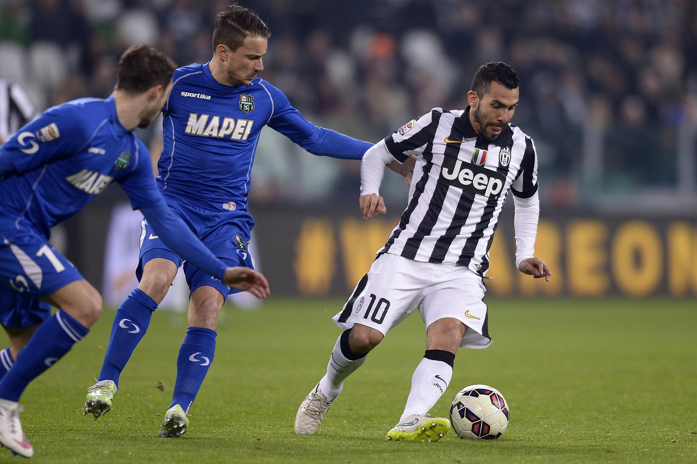 Sassuolo Mot Juventus: JUVENTUS-SASSUOLO (RISULTATO 1-0). Le Mani Sullo Scudetto