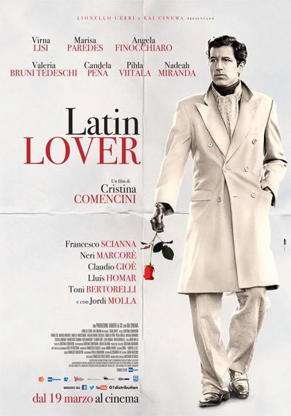 LatinLoverPoster