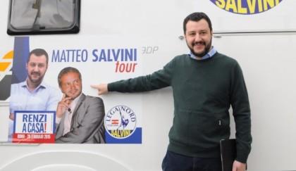 Lega Borghi Salvini