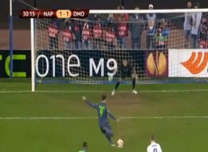 Napoli Dinamo Mosca 2